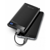 CELLULARLINE FreePower Manta 8000 mAh powerbank - 2 kimenet - fekete