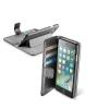 CELLULARLINE tok, BOOKAGENDA tok, fekete, iPhone 7 Plus/8 Plus
