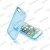 CELLULARLINE Tok, CLEAR COLOR mobiltelefonhoz, kemény műanyag, Iphone 7, kék