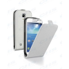 CELLULARLINE Tok, FLAP ESSENTIAL, mobiltelefonhoz, flipes, Samsung Galaxy S IV Mini/ S4,Mini i9190, fehér