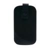 CELLULARLINE Tok, TATTO, mobiltelefon tok, polírozó béléssel, Easy Lift pánt tépozáras, XXXL, fekete