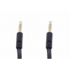 CELLY audio kábel, jack 3, 5mm, fekete