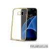 CELLY Galaxy S7 bumper hátlap,Arany