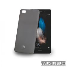 CELLY Huawei P8 Lite 0,29 szilikon hátlap,Fekete tok és táska
