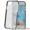 CELLY iPhone 6/6S/7 műanyag hátlap,Fekete