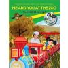 Centrál Médiacsoport Me and You at the Zoo - Gyerekjáték az angol! (DVD rajzfilmmel)