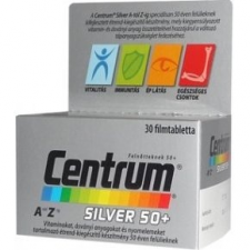 Centrum Silver A-Z-ig tabletta - 30db vitamin