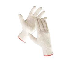Cerva AUKLET nyersszínű pamut kesztyű - 7