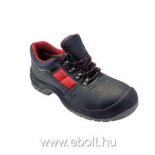 Cerva Cipő fekete FF SC-02-002 low S3 41 munkavédelmi cipő