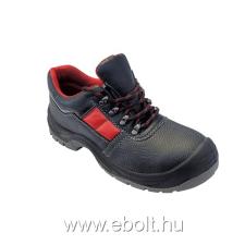 Cerva Cipő fekete FF SC-02-002 low S3 44 munkavédelmi cipő
