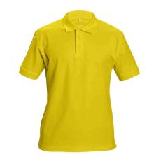 Cerva DHANU tenisz póló sárga L