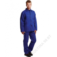 Cerva FF BE-1-001 set(kabá+nadr), kék