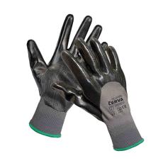 Cerva FIELDFARE kesztyű nylon/nitril 3/4 - 8