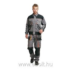 Cerva Kabát BE-01-002 szürke 50