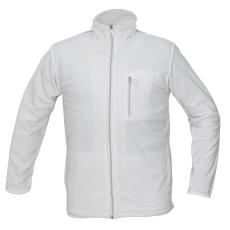 Cerva KARELA polár kabát fehér XXXL