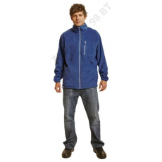 Cerva KARELA polár kabát, royal kék