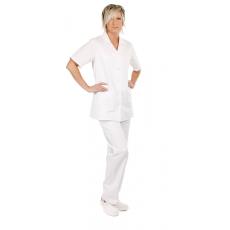 Cerva LILY rövidujjú női ing fehér 48