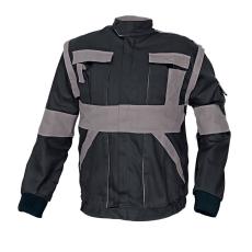 Cerva MAX kabát fekete / szürke 58