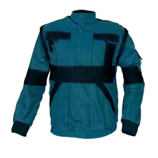 Cerva MAX kabát zöld / fekete 58