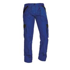Cerva MAX LADY női nadrág kék/fekete 38