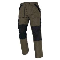 Cerva MAX nadrág barna/fekete 52