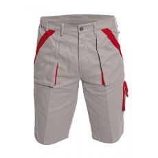 Cerva MAX rövidnadrág szürke/piros 62