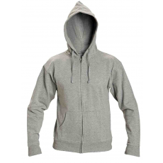 Cerva NAGAR csuklyás pulóver melírozott S