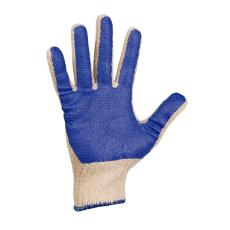 Cerva SCOTER pamut kék PVC mártott kesztyű - 9