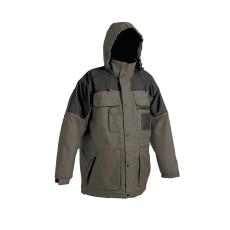 Cerva ULTIMO kabát fekete-szürke XXL