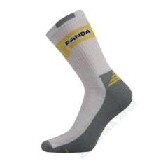 Cerva WASAT PANDA zokni, fehér