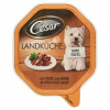 Cesar teljesértékű állateledel felnőtt kutyák számára pulyka- és marhahússal 150 g