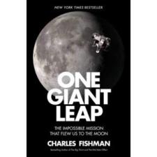 Charles Fishman One Giant Leap idegen nyelvű könyv
