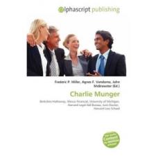 Charlie Munger – Tren Griffin,Charles Munger,Hendrik Leber idegen nyelvű könyv