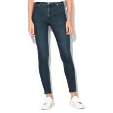 Cheap Monday , Spray On super skinny fit farmernadrág, Sötétkék, W28-L29 (0500496-BLUE-W28-L29)