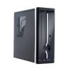 Chieftec ITX FI-02BC USB3.0 200W Mini ITX ház fekete-ezüst (FI-02BC-U3)