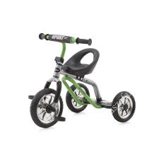 Chipolino Sprinter tricikli - green bébijárgány