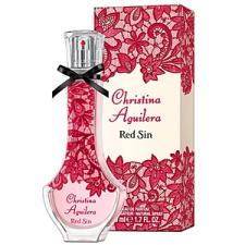 Christina Aguilera Red Sin EDP 50 ml parfüm és kölni