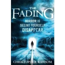 Christopher Ransom - Fading – Christopher Ransom idegen nyelvű könyv