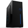 CHS PC Barracuda, Core i3-7100 3.9GHz, 4GB, 500GB HDD, DVD-RW, Egér+Bill