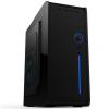 CHS PC Barracuda, Core i3-7100 3.9GHz, 8GB, 1TB HDD, DVD-RW, Egér+Bill