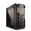 CHS PC Barracuda, Core i5-8400 2.8GHz, 4GB, 120GB SSD, DVD-RW, Egér+Bill