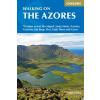 Cicerone Press Azori-szigetek útikönyv, Azores útikönyv Walking on the Azores Cicerone Press 2019 - angol Azori útikönyv
