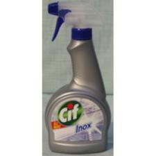 CIF inox spray tisztító- és takarítószer, higiénia