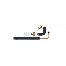 Cirkulációs szivattyú bekötő csőkészlet eco/auroCOMPACT /4-5-höz hűtés, fűtés szerelvény