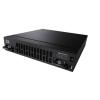 Cisco ISR4331/K9 Cisco ISR 4331 - Router - GigE  100 - 300 Mbps, 3x GE, 2x NIM, 1x ISC, 1x SM, 4x GB Flash Memory, 4x GB DRAM, 1RU, 250W, 11.0 lb