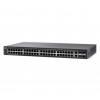 Cisco SF250-48HP 48-Port 10/100 PoE Smart Switch (SF250-48HP-K9-EU)