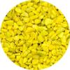 Citromsárga akvárium aljzatkavics (3-5 mm) 5 kg