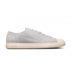 Clae HERBIE TEXTILE MICROGREY RECYCLED TERRY