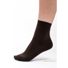 Classic pamut zokni 5 pár - barna 37-38