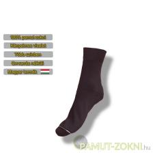 Classic pamut zokni - barna 37-38